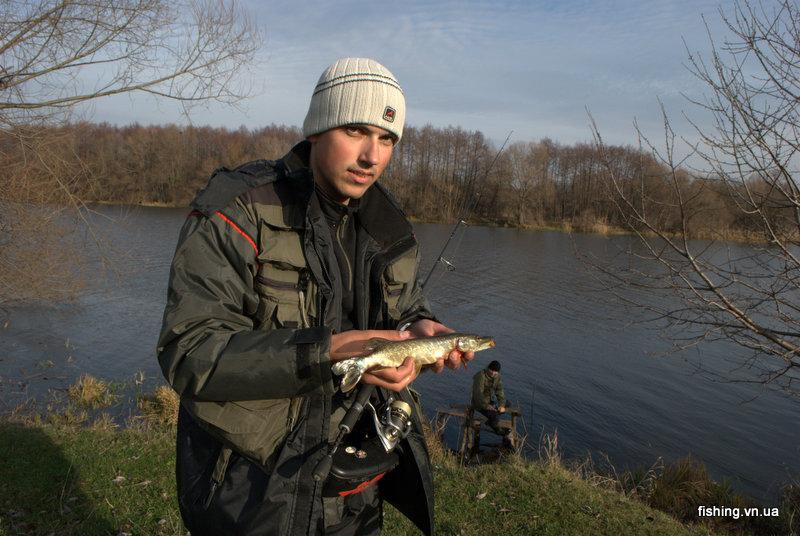 рыбалка в винницкой области на щуку